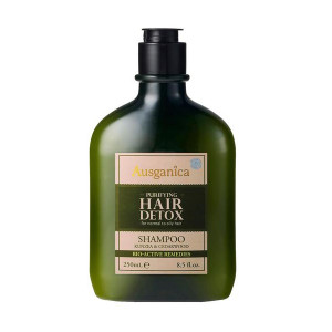 Ausganica Purifying Hair Detox Shampoo 250ml
