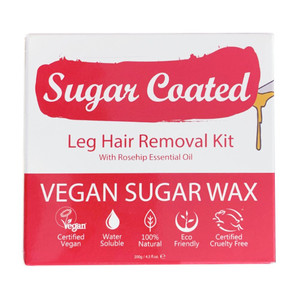 Sugar Coated Leg Hair Removal Kit 200g