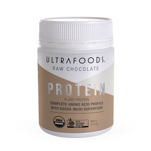UltraFoods Protein Powder - Raw Chocolate 500g