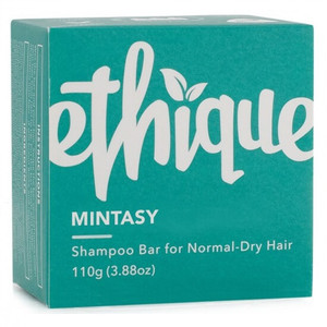 Ethique Solid Shampoo - Mintasy (Normal to Dry Hair) 110g