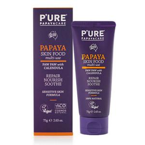 P'URE Papaya Care Papaya Skin Food - Paw Paw with Calendula 75g