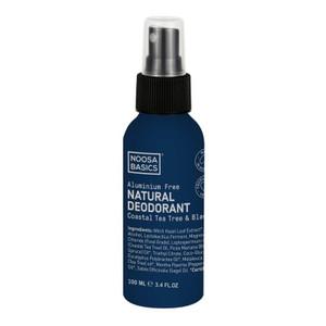 Noosa Basics Natural Spray Deodorant - Coastal Tea Tree & Black Spruce 100ml
