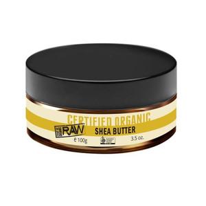Every Bit Organic Raw Shea Butter 100g