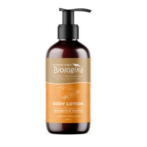 Biologika Body Lotion - Mandarin & Vanilla 250ml