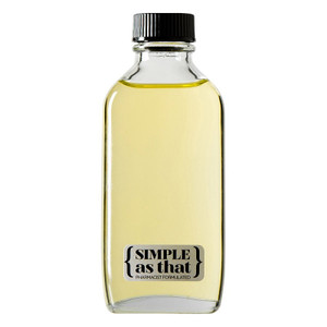 Simple As That Muscle Recovery Oil 100ml