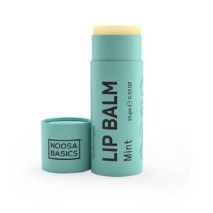 Noosa Basics Organic Lip Balm - Mint 15g
