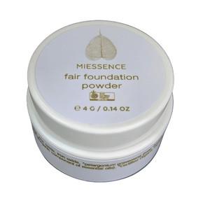 Miessence Mineral Foundation Powder - Fair 4g