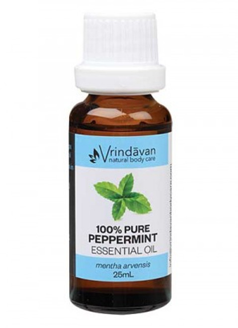 Vrindavan 100% Pure Peppermint Essential Oil