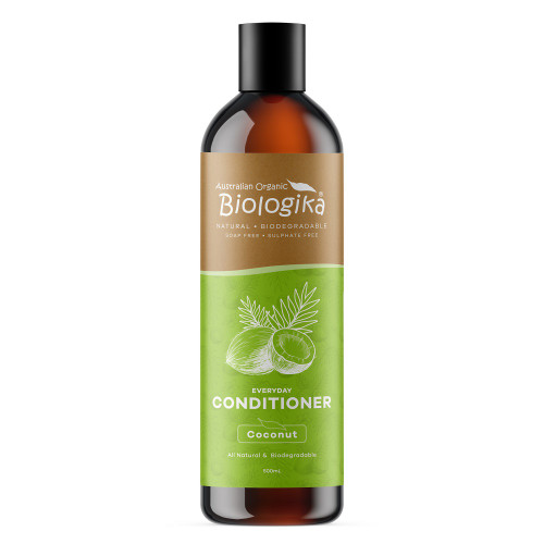 Biologika Everyday Conditioner - Coconut 500ml