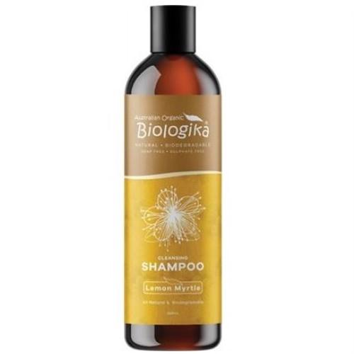 Biologika Cleansing Shampoo - Lemon Myrtle (Oily Hair) 500ml