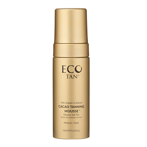 Eco Tan Cacao Tanning Mousse 125ml