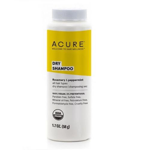 Acure Dry Shampoo 58g - All Hair Types