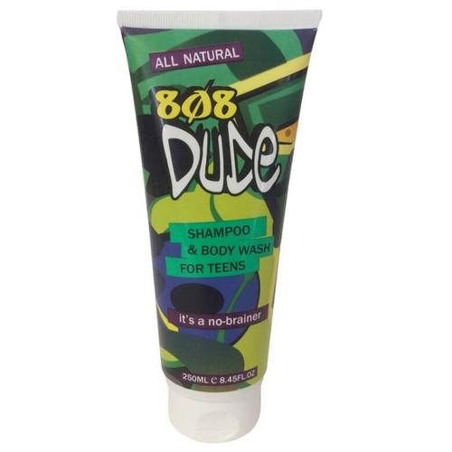 808 Dude Shampoo & Body Wash for Teens 235ml