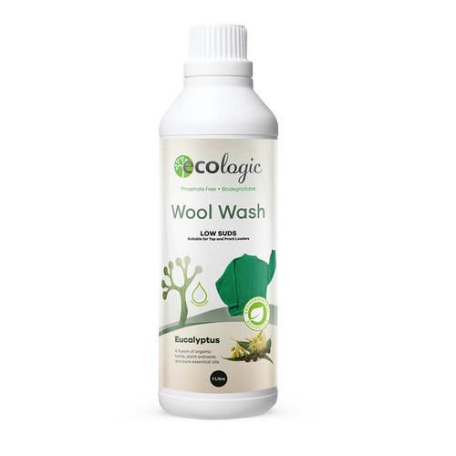 Ecologic Wool Wash - Eucalyptus 1L