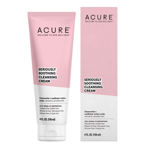 Acure Seriously Soothing Cleansing Cream