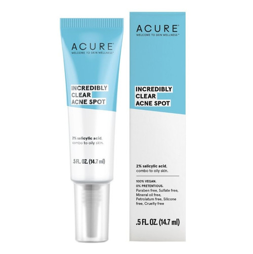 Acure Incredibly Clear Acne Spot
