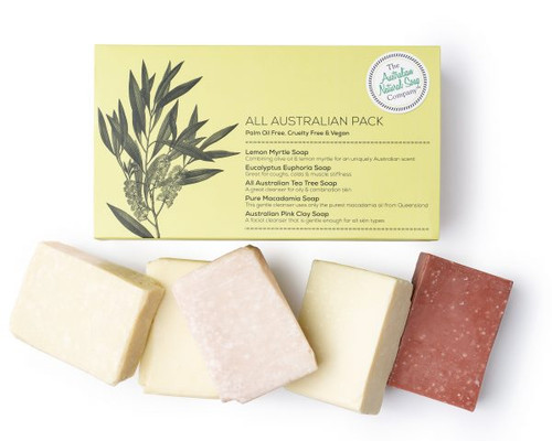 Australian Natural Soap Company All Australian Pack