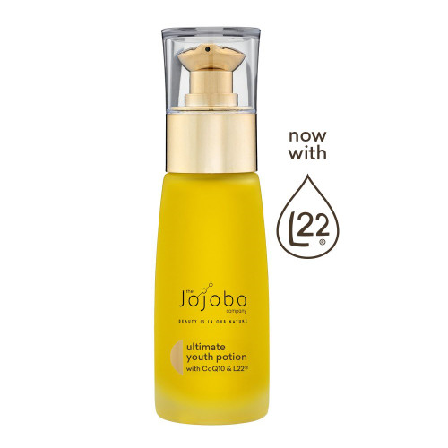 The Jojoba Company Ultimate Youth Potion with  CoQ10 & L22®