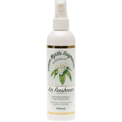 Lemon Myrtle Fragrances Air Freshener 250ml size bottle