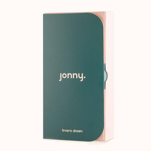 Jonny Vegan Friendly Condoms - Lovers Dozen 13 Pack