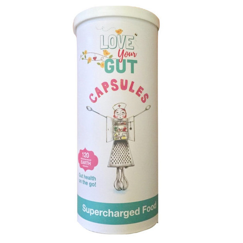 Supercharged Food Love Your Gut Capsules