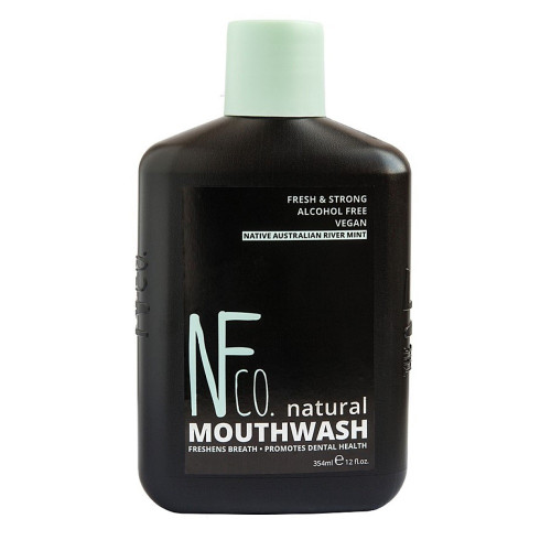 The Natural Family Co Natural Mouthwash - Native Australian River Mint