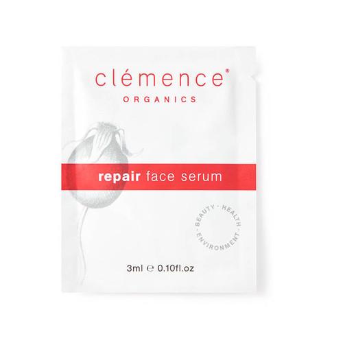 Clemence Organics Repair Face Serum - Sample 3ml