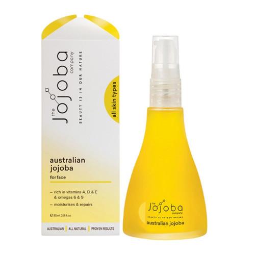 The Jojoba Company Australian Jojoba for Face 85ml