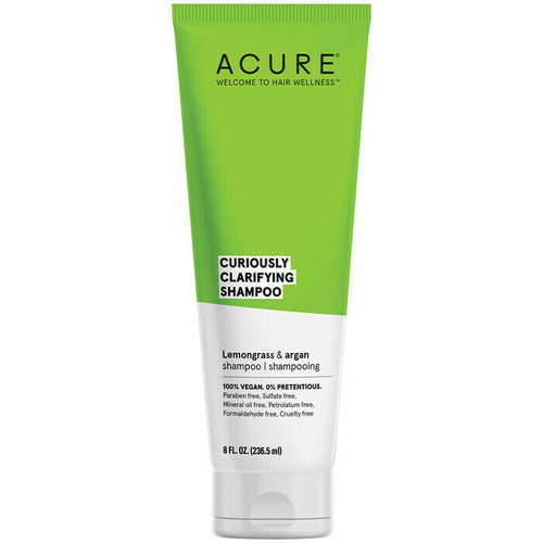 Acure Curiously Clarifying Shampoo 236.5ml