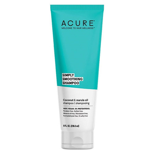 Acure Simply Smoothing Shampoo 236.5ml