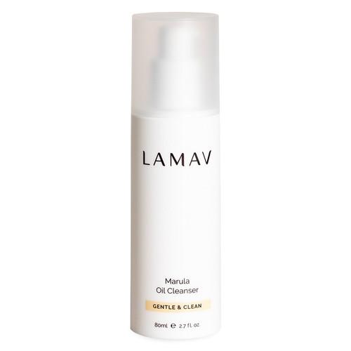 LAMAV Marula Oil Cleanser 80ml