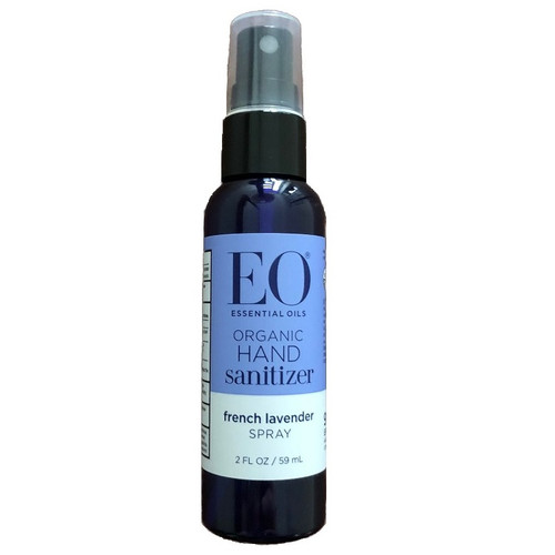EO Hand Sanitizer Spray - French Lavender 59ml