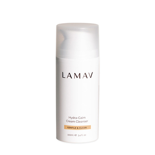 LAMAV Hydra-Calm Cream Cleanser 100ml
