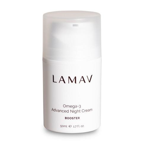 LAMAV Omega-3 Advanced Night Cream 50ml
