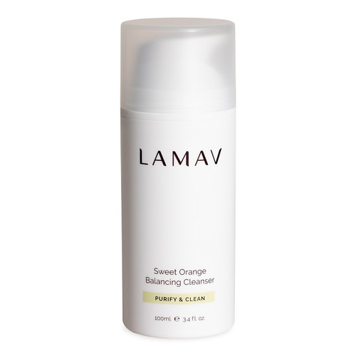 LAMAV Sweet Orange Balancing Cleanser 100ml