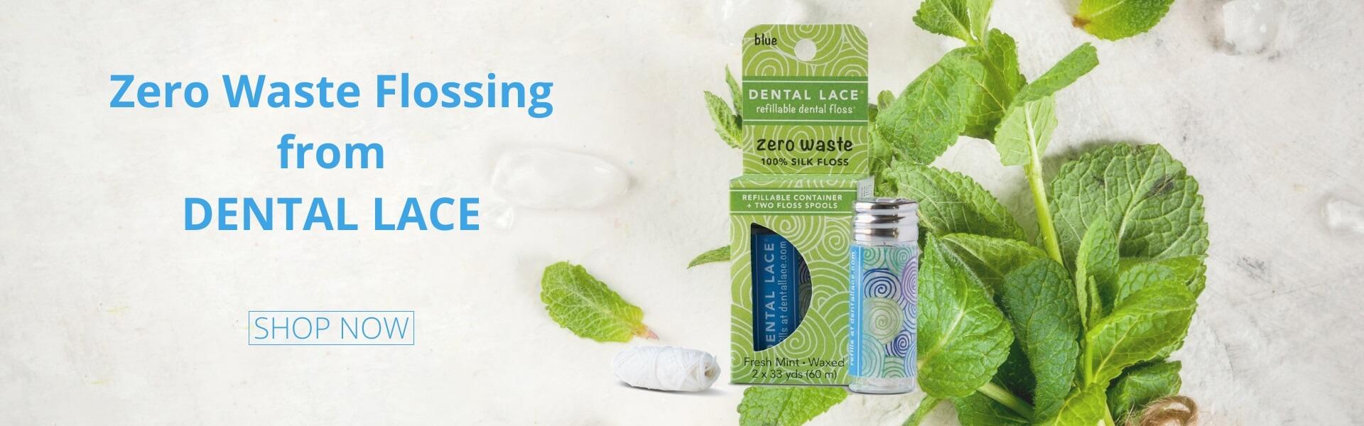 Dental Lace Zero Waste Floss