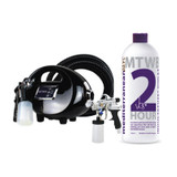 Swift Rapid with 1 Hush Optimizer™ Spray Gun & 1L