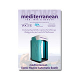 Mediterranean Spa™ Automatic Booth Poster