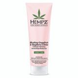 Hempz® Blushing Grapefruit & Raspberry Crème In-Shower Hydrating Herbal Body Moisturizer 250ml