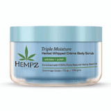 Hempz® Triple Moisture Herbal Whipped Creme Body Scrub 176g