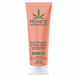 Hempz® Sweet Pineapple & Honey Melon Smoothing Creamy Herbal Body Wash 250ml