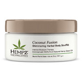 Hempz® Coconut Fusion Shimmering Herbal Body Soufflé 235g