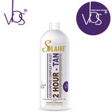 Burgundy - 2 HR MEDIUM - COLOURFUZE COMPLEX® Violet - VBS® - 12.5% DHA - 1L