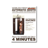 Solaire® Purely Automatic Booth Poster