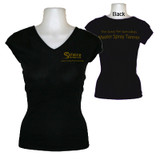 Solaire® Spray Tan T-Shirt - L
