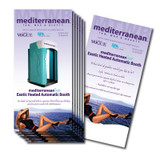 MediterraneanSpa™ Automatic Booth Flyer - 100 Pack