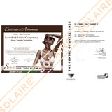 Solaire® - Accredited Master Certificate