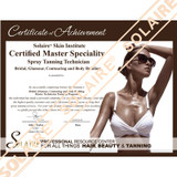 Solaire® - Certified Master Speciality
