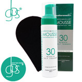 Green Velvet Mousse - GBS® - 30 Minute Self Tanner (Includes FREE Tanning Mitt) - 200ml