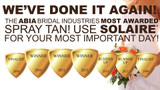 Solaire: The Bridal Industry's Most Awarded Tan